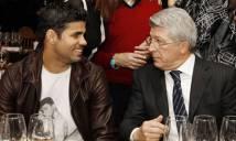Atletico Madrid bất ngờ né tránh Diego Costa