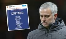 Cất Mkhitaryan trên ghế dự bị, Mourinho khiến Fan lo lắng
