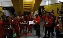 U22 Myanmar nhận thưởng lớn sau chiến thắng nghẹt thở trước Lào