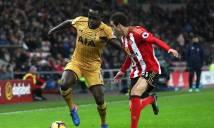 Sunderland - Tottenham: Thất vọng 'gà trống'