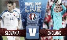 [Infographic] Slovakia vs Anh: Sư tử gầm vang?