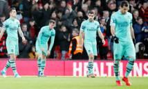 Arsenal đã bị phơi bày điểm yếu như thế nào?
