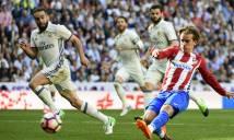 Nhận định Atletico Madrid vs Real Madrid 02h45, 19/11 (Vòng 12 - VĐQG Tây Ban Nha)