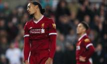 Ngốn bộn tiền nhưng vẫn khiến đội nhà thua cuộc, 'bom tấn' Van Dijk bị fan Liverpool 'tổng sỉ vả'