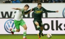 Nhận định Wolfsburg vs Monchengladbach 00h00, 04/12 (Vòng 14 - VĐQG Đức)