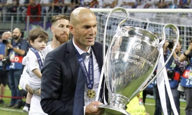 Hàng loạt kỷ lục đang chờ thầy trò Zidane phá bỏ