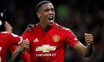 Bàn thắng của Martial vào lưới Newcastle trị giá 7,7 triệu bảng