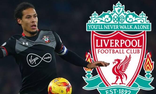 Liverpool công khai xin lỗi Southampton vì phi vụ Van Dijk
