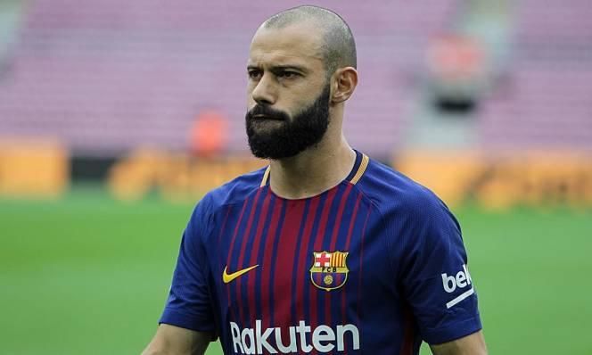 Mascherano ấn định ngày chia tay Barca?