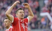 Real đẩy mạnh việc chiêu mộ Lewandowski