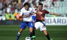 Nhận định Sampdoria vs Torino 00h00, 04/02 (Vòng 23 - VĐQG Italia)