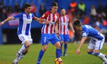 Nhận định Leganes vs Atletico Madrid 01h45, 01/10 (Vòng 7 - VĐQG Tây Ban Nha)