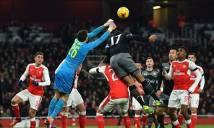 Tấn công bế tắc, Arsenal ngậm ngùi rời League Cup