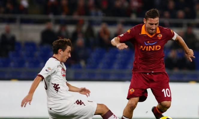 Roma vs Torino, 00h00 ngày 20/02: Miếng mồi ngon