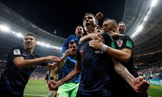 Lịch sử gọi tên Croatia vô địch?