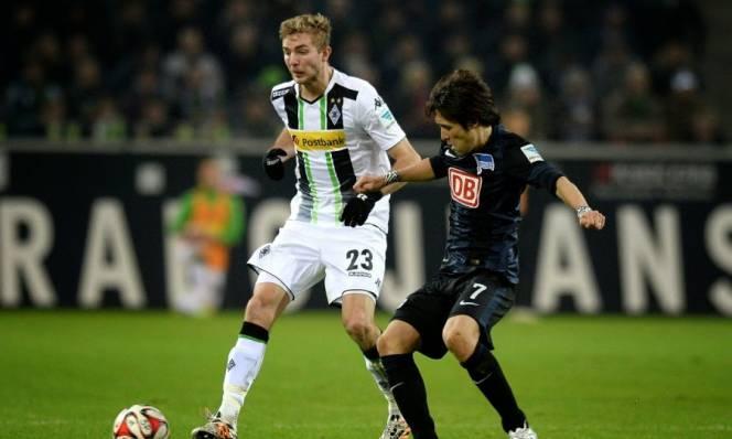 Hertha Berlin vs Monchengladbach, 02h30 ngày 05/11: Đối thủ kị dơ
