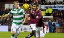 Hearts vs Celtic, 21h00 ngày 27/12: Bắt đầu bứt phá