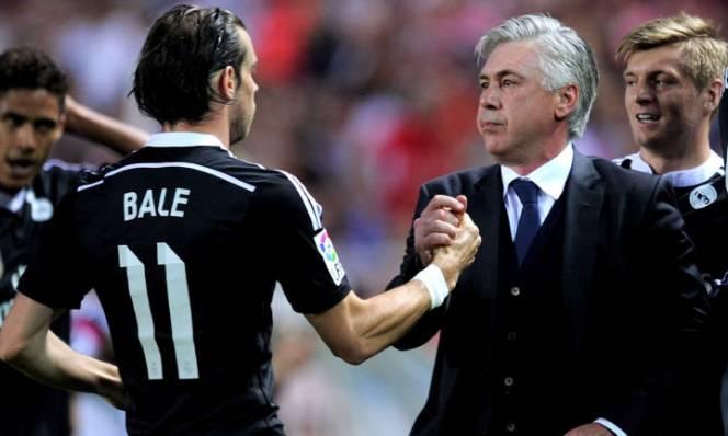 Ancelotti bắt cóc Gareth Bale về Bayern Munich
