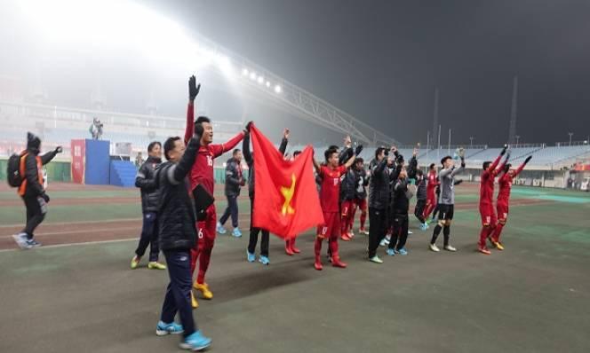 NÓNG: U23 Việt Nam chung bảng D với U23 Nhật Bản tại ASIAD 2018