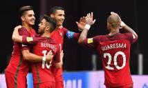 Ronaldo rực sáng, Bồ Đào Nha vùi dập New Zealand không thương tiếc