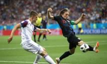 Kết quả Iceland 1-2 Croatia: Không có bất ngờ