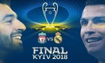 Gía vé xem chung kết Champions League tăng hơn 20 lần