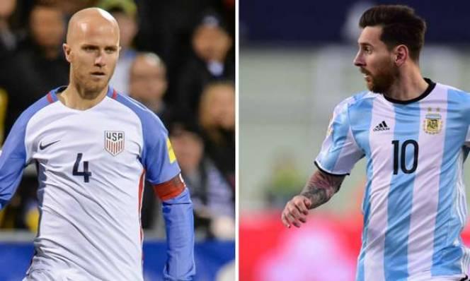 Mỹ vs Argentina, 08h00 ngày 22/06: Thẳng tiến vào chung kết