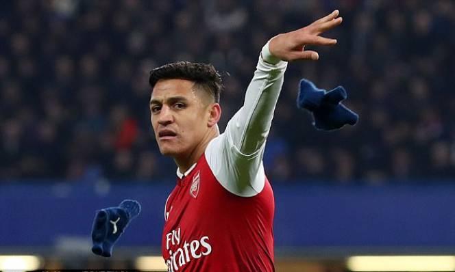 Mourinho công khai sự thèm muốn Alexis Sanchez