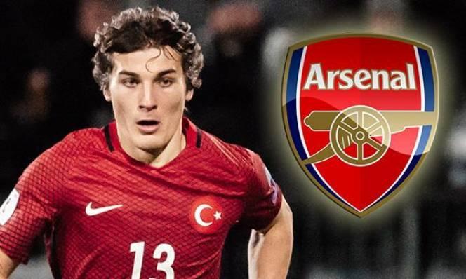 Chi 35 triệu bảng, Arsenal sắp đón tân binh đầu tiên thời