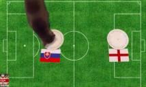 Mèo Cass dự đoán kết quả trận Anh - Slovakia