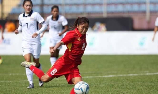 Nữ Việt Nam 1-1 Nữ Thái Lan: Hàng thủ hớ hênh, dính đòn chí tử