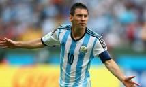Messi sớm chia tay ĐT Argentina, trở lại Barca