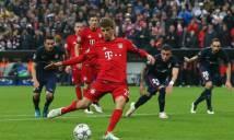 Người Đức đang sợ... penalty!