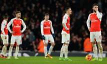 Thảm cảnh Arsenal: Đến đội đàn em cũng đòi... rút  ruột