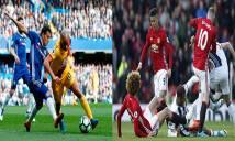 Ngoại hạng Anh sau vòng 30: Chelsea 'khó ở', MU 'bó tay' top 4