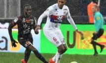 Tổng hợp vòng 28 Ligue 1: Monaco thăng hoa, Lyon tiếp tục mất điểm