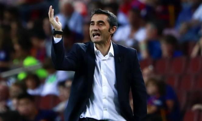 Valverde và vòng quay may mắn ở Barca