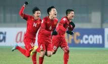 Đội trưởng U23 Việt Nam và những chia sẻ về kế hoạch năm 2018