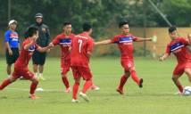 Thầy trò HLV Hữu Thắng gặp bất lợi trước thềm vòng loại U23 Châu Á