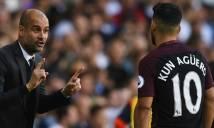 Điểm tin tối 27/02: Aguero bày tỏ ý định muốn rời Man City