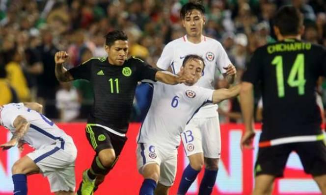 Mexico vs Chile, 09h00 ngày 19/06: Phế truất nhà vua
