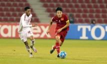 Sa sút phong độ, Xuân Trường sẽ dự bị trận gặp U23 Syria?
