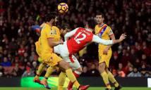 Nhận định Arsenal vs Crystal Palace 22h00, 20/01 (Vòng 24 - Ngoại hạng Anh)