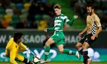 Nhận định Sporting Lisbon vs Maritimo 01h00, 08/01 (Vòng 17 - VĐQG Bồ Đào Nha)