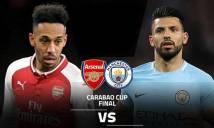 Tử chiến Arsenal - Man City: Aubameyang - Aguero và 5 màn so tài quyết định đại cục