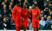 Sturridge lập cú đúp, Liverpool vững bước vào tứ kết cúp LĐ Anh