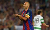 Bản hợp đồng mới 'rất dị' của Iniesta