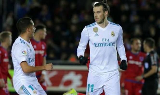 Zidane khen ngợi Bale sau trận thắng Numancia