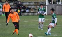 Gangwon FC đại thắng trong ngày Xuân Trường lập cú đúp