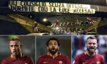 Sốc: Cầu thủ AS Roma bị dọa giết sau trận thua Lazio